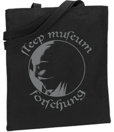 "Sleep Museum ""Forschung"" Tote Bag"
