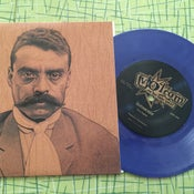 Image of purple vinyl 7""