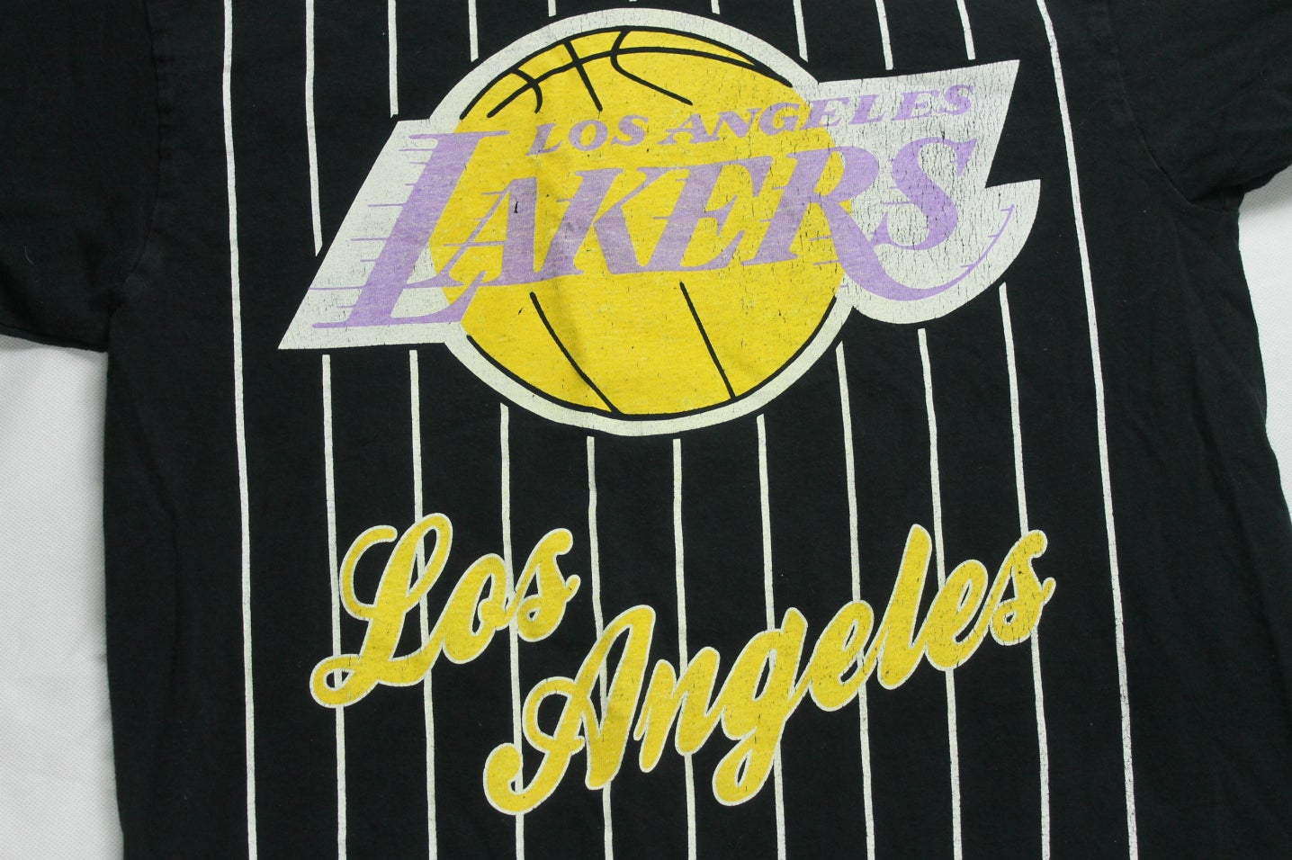 Image of Vintage Mitchell & Ness LA Lakers T-shirt