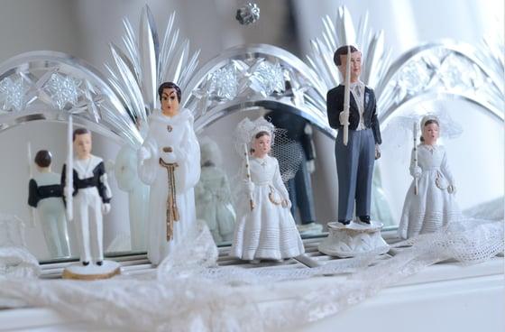 Image of Figurines baptème