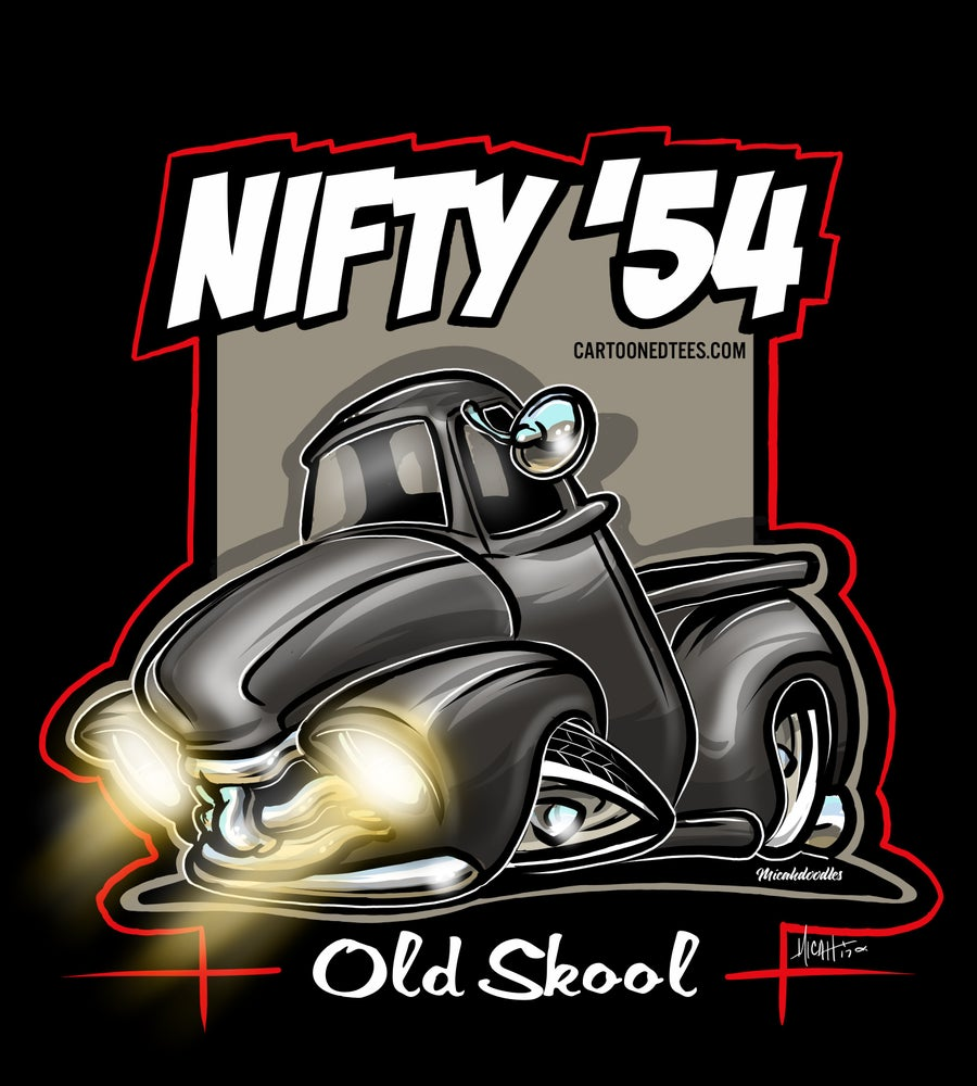 Image of Nifty 54 black