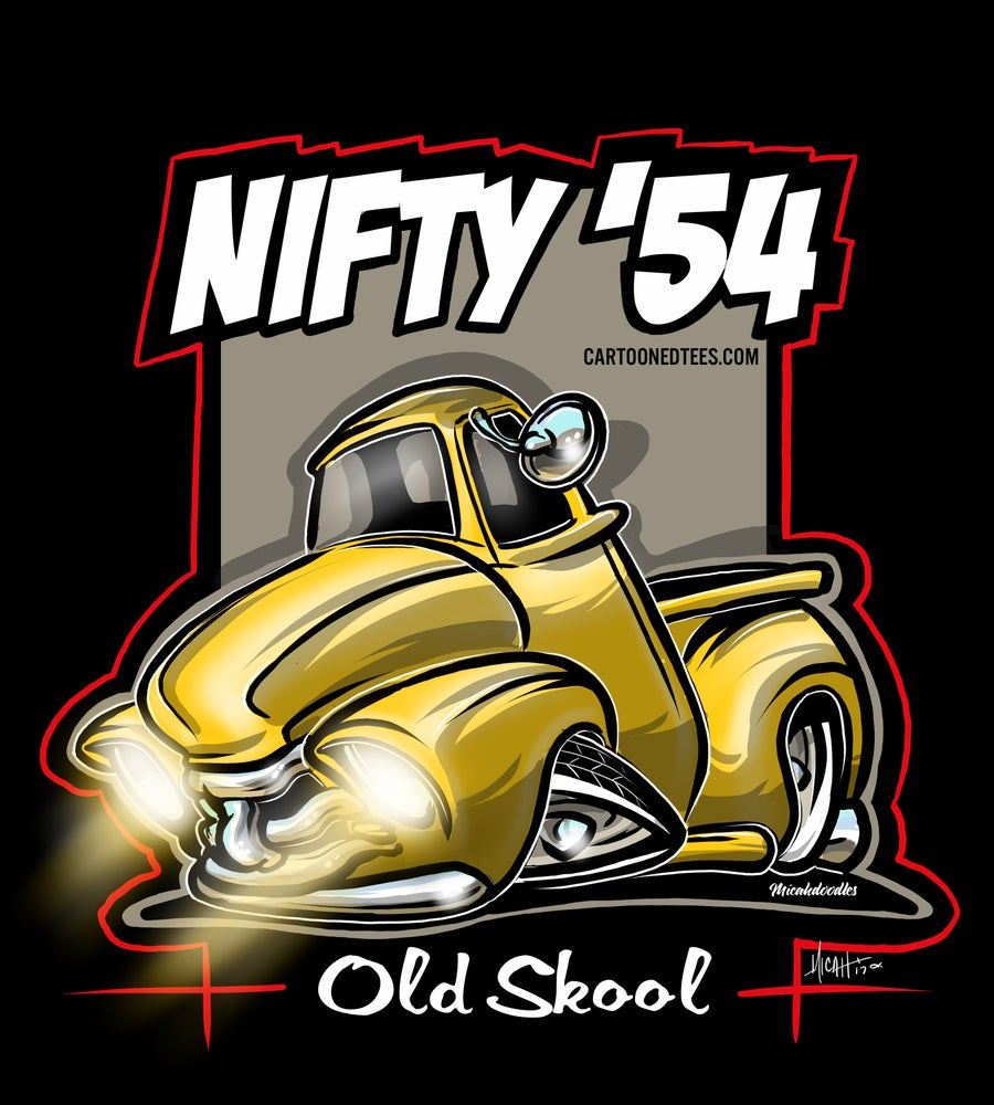 Image of Nifty 54 Yellow