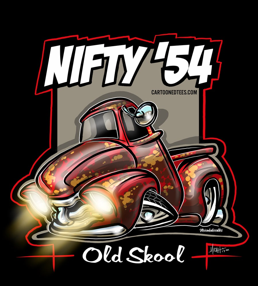 Image of Nifty 54 Patina