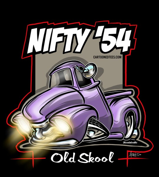 Image of Nifty 54 Purple