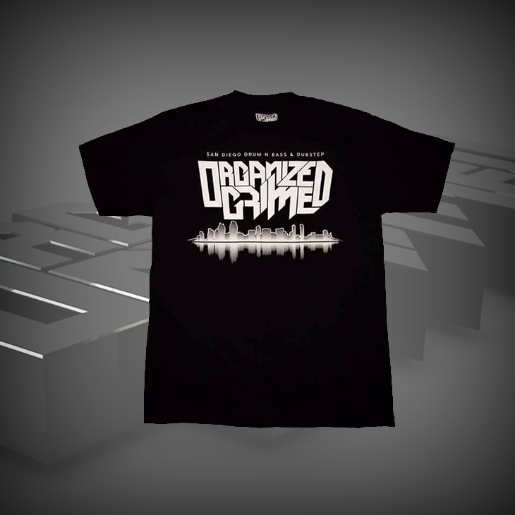 Image of Organized Grime SD WAV SHIRT