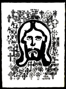 Image of Face of Christ