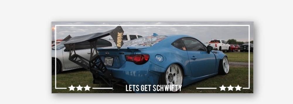 Image of Get Shwifty Slap!
