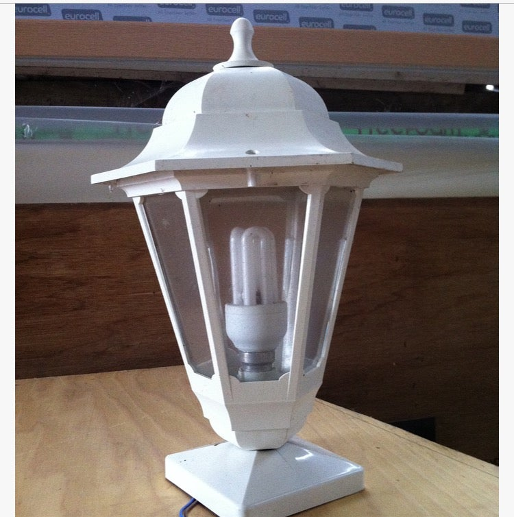 Image of Lantern Post Lights - Used