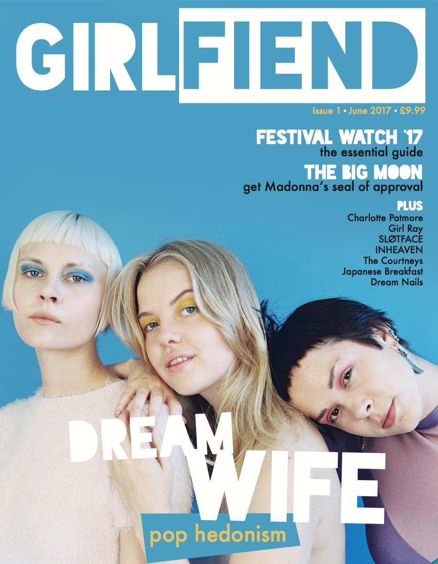 Image of GIRL FIEND Issue #1
