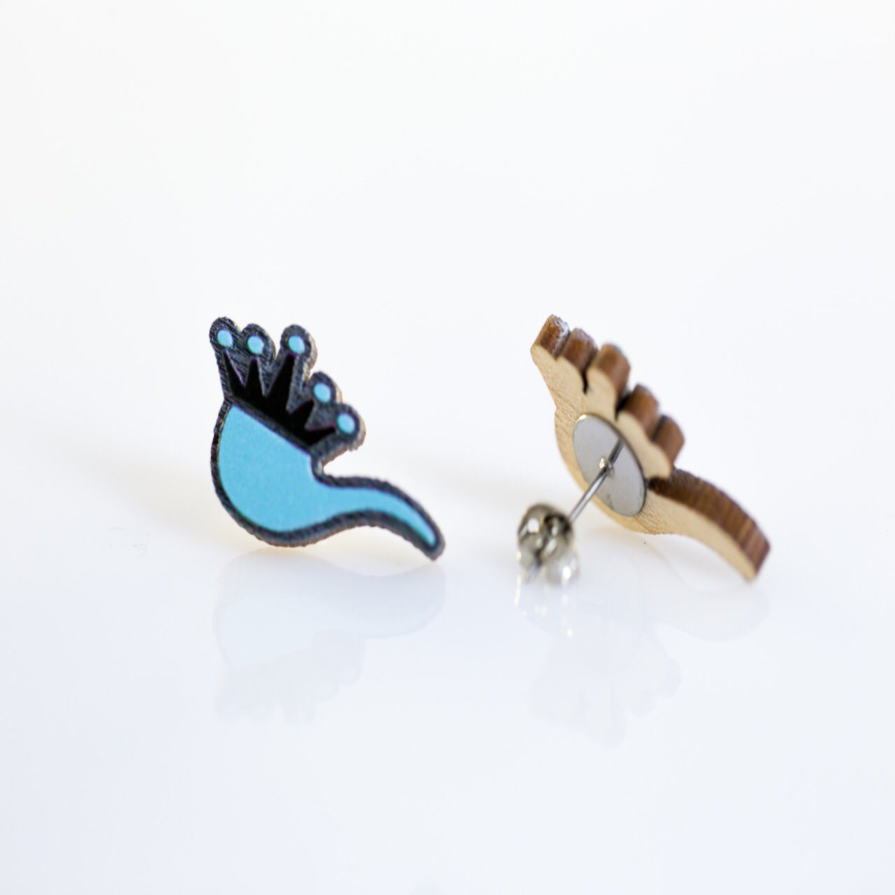 Image of Daddy's x Goodwood Earrings