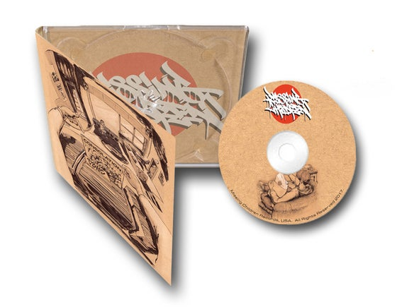 Image of VEKS - CONSOLATION (4 PANEL DIGI PAK CD)