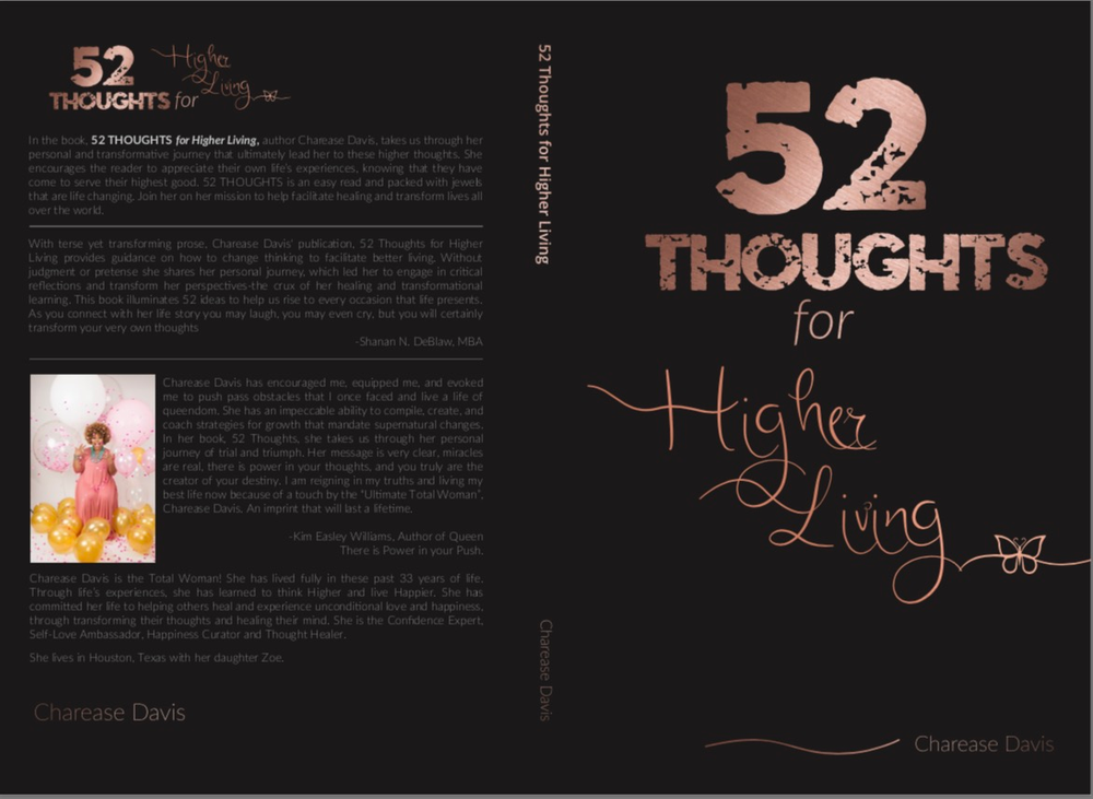 Image of 52 THOUGHTS for Higher Living