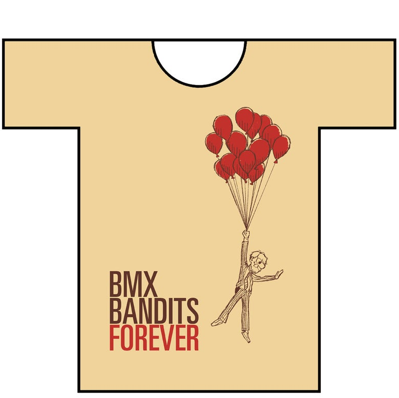 Image of BMX BANDITS T-SHIRT (Various sizes)