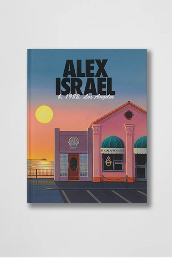 Image of ALEX ISRAEL  - Alex Israel b. 1982, Los Angeles