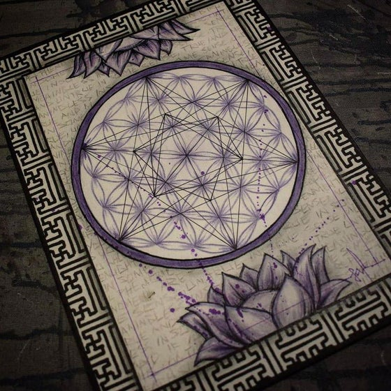Image of Flower of life
