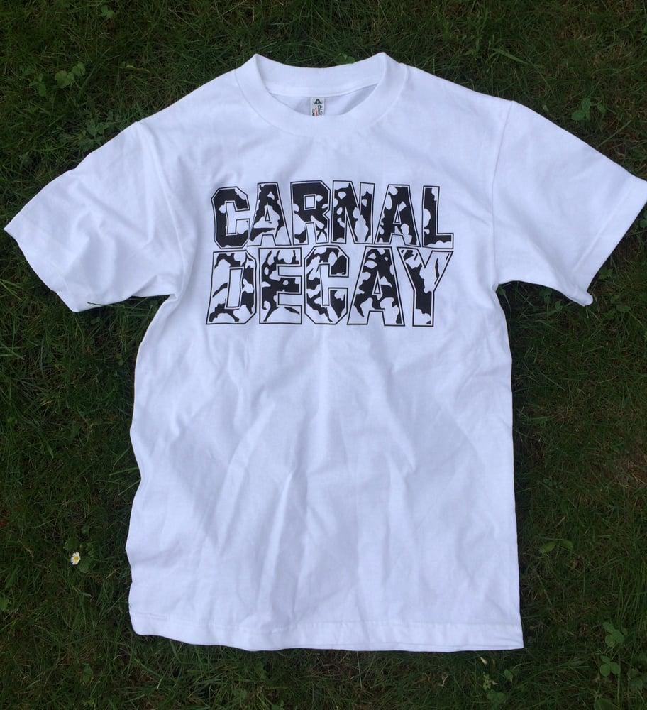 Image of Logo Shirt White