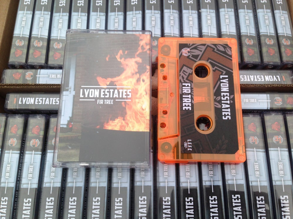 Image of Fir Tree EP Cassette Tape