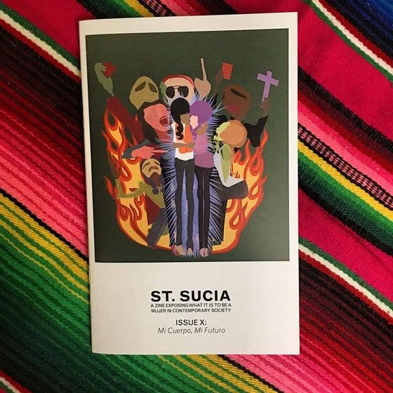 Image of St. Sucia Issue X: Mi Cuerpo, Mi Futuro