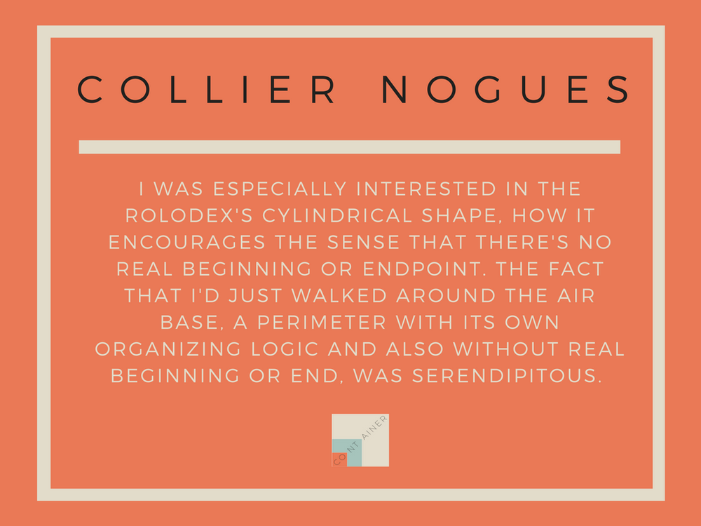 Image of Miniature Perimeter / Collier Nogues
