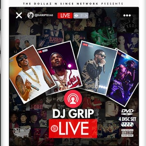 Image of DJ Grip Live