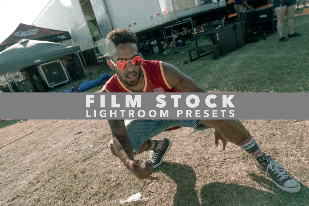Image of Film Stock Lightroom Presets (Jakob Owens)