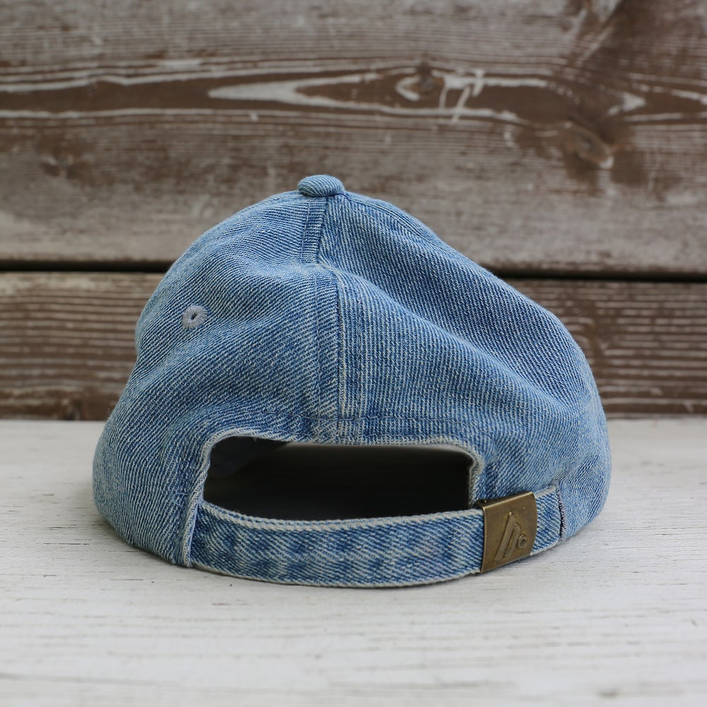Image of Denim Dad Hat