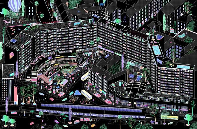 Image of ISO KOTTI BERLIN BLACK