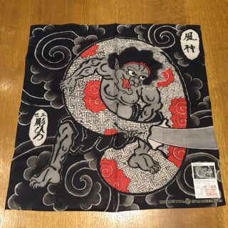 Image of FUZIN HANDKERCHIEF BY HORIHIRO