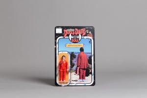 David Blandy, <i>Duels and Dualities: Battle of the Soul Action Figure...</i>, 2011