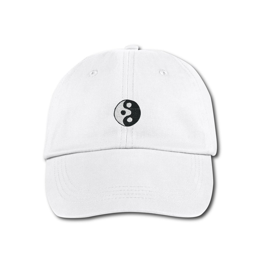 "Image of TAKEGOODCARE™ ""YINYANGISH"" DAD CAP"