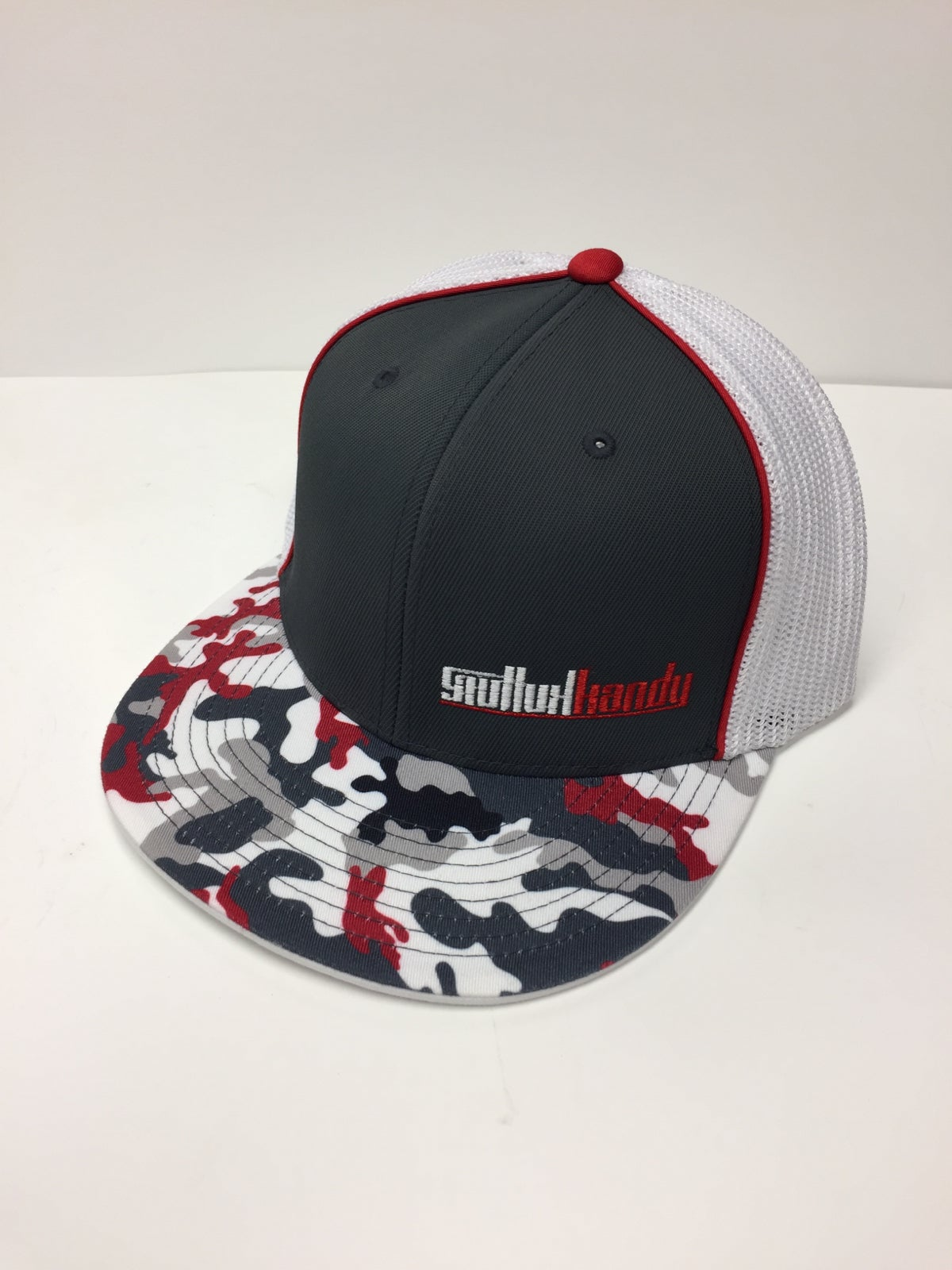 Image of Red camo - flex fit