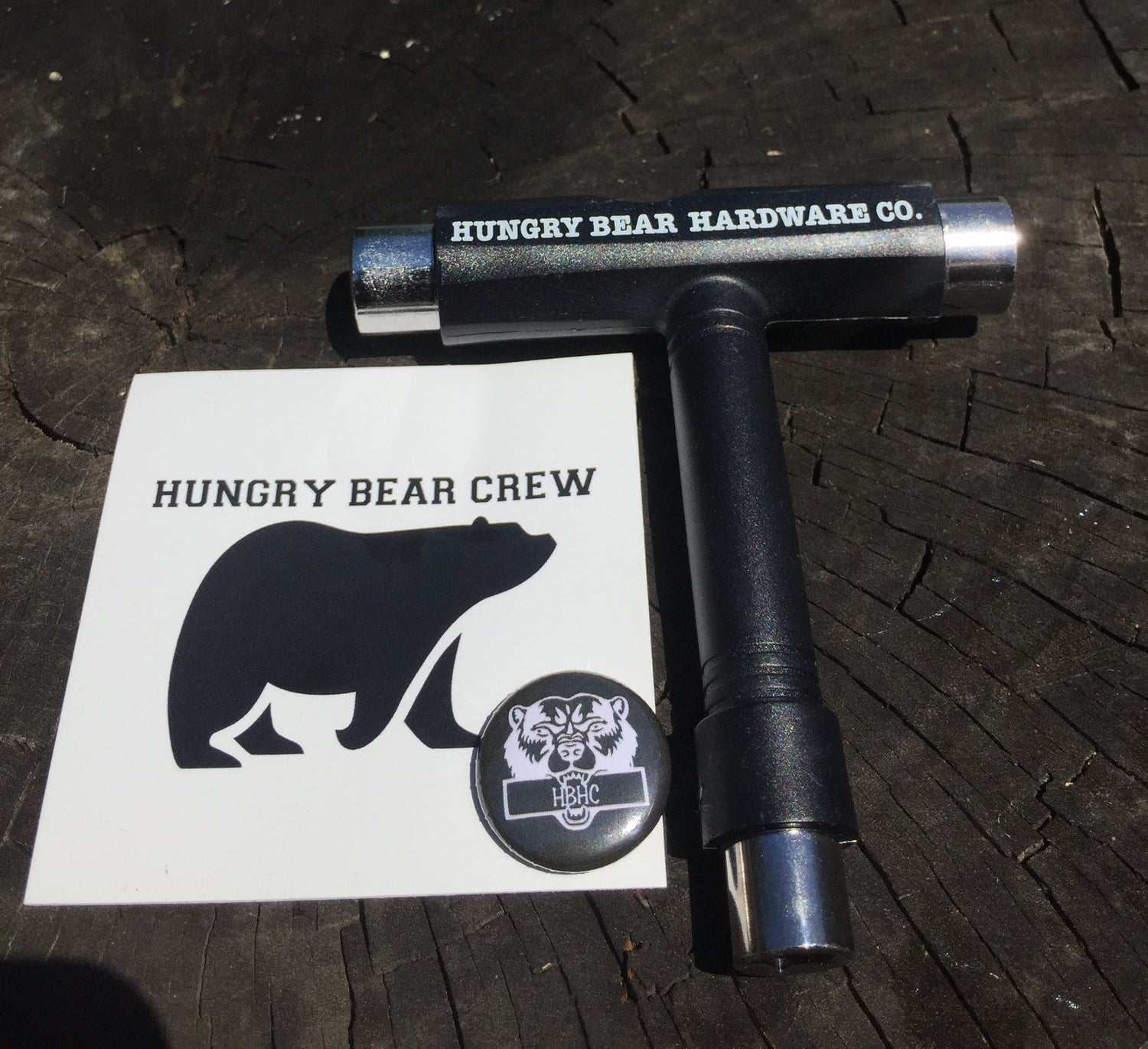 Image of Hungry Bear Black T-Tool