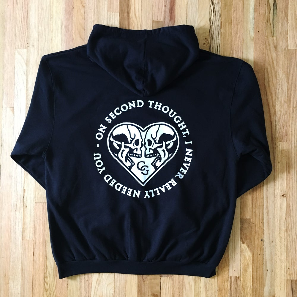 Image of Second Thought Hoodie
