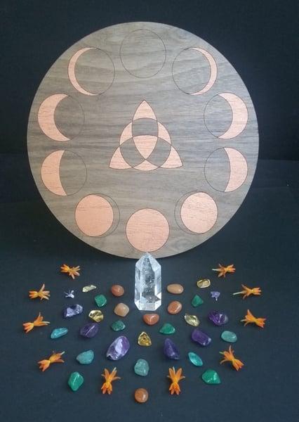 Image of Divine Sacred Feminine Grid Set