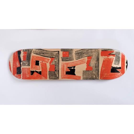 Image of Spectrum Skateboard Co. - Nate Harris deck