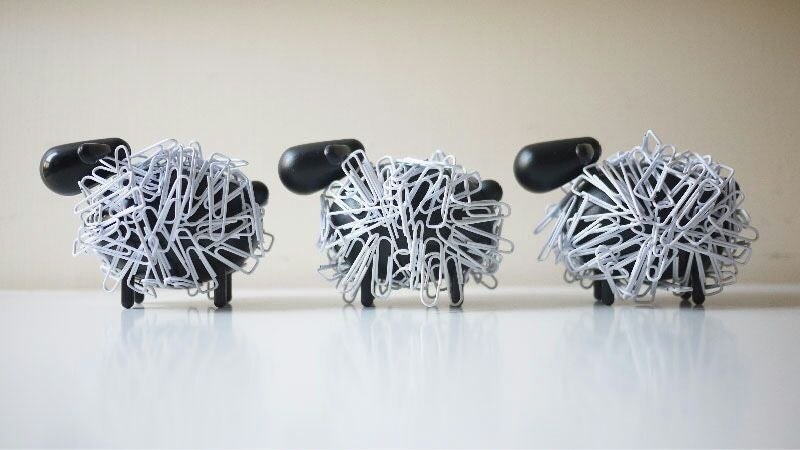 Image of Sheep Clippers - Black