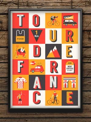 Image of VINTAGE TOUR DE FRANCE