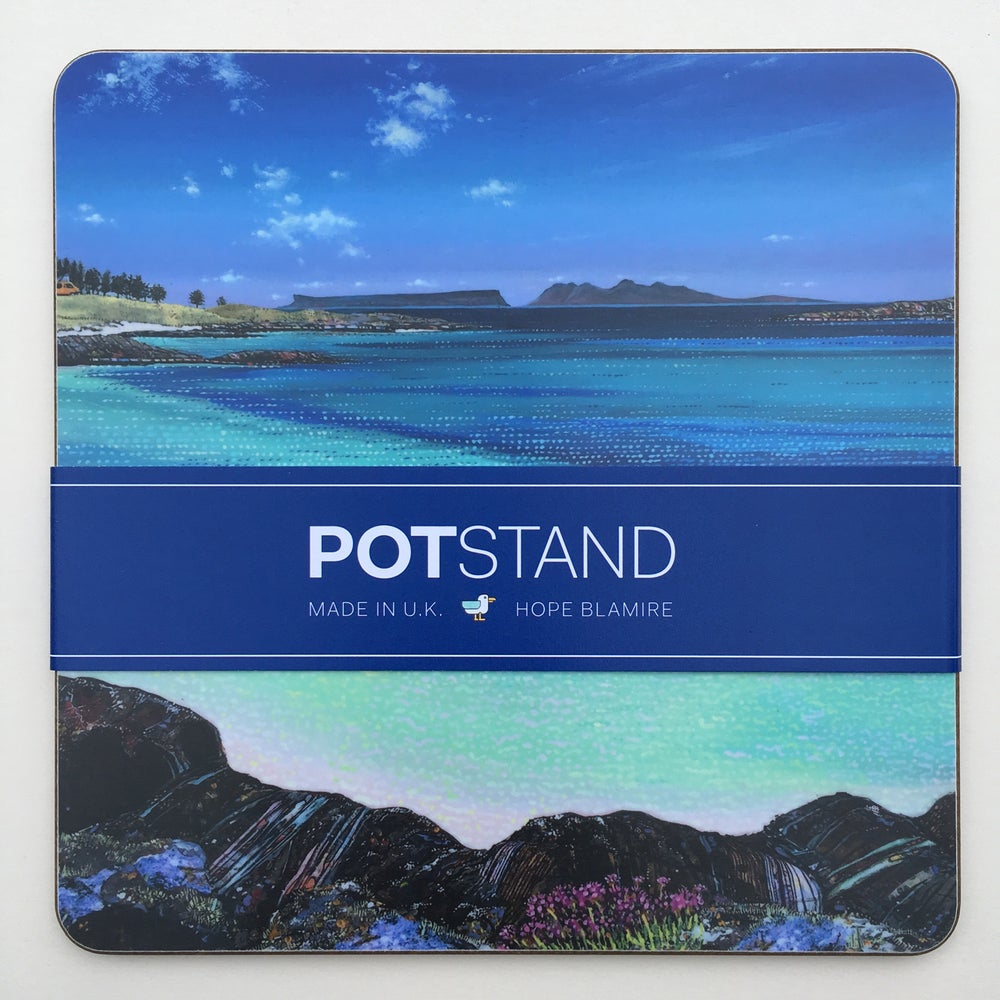 Image of Arisaig potstand