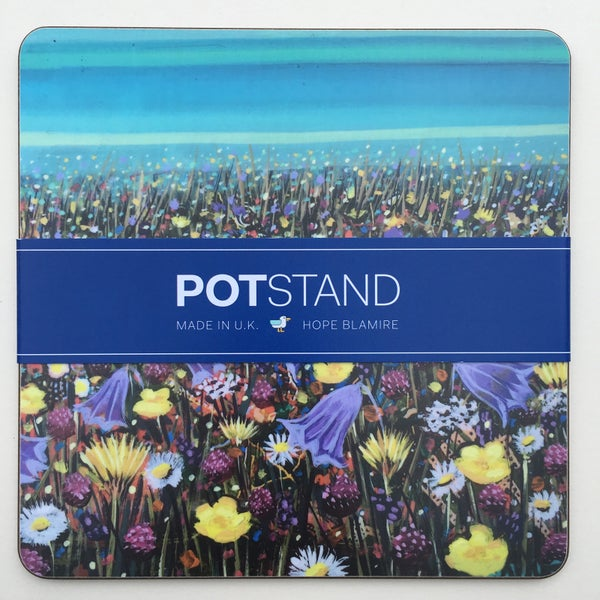 Image of Hebridean machair potstand