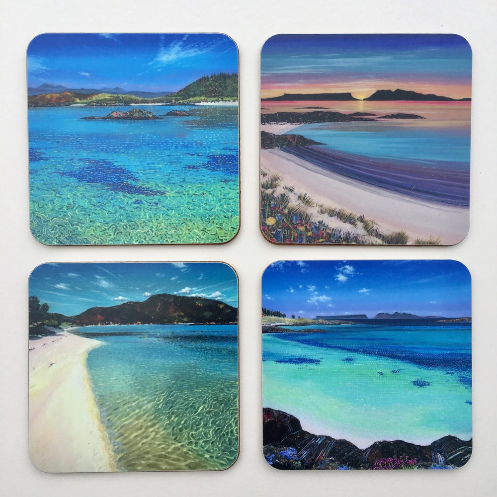 Image of Arisaig coaster set