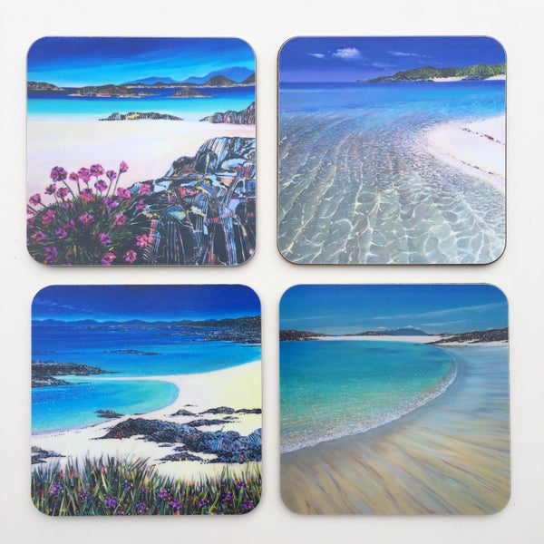 Image of Isle of Coll coasters