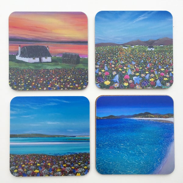 Image of Uist coasters
