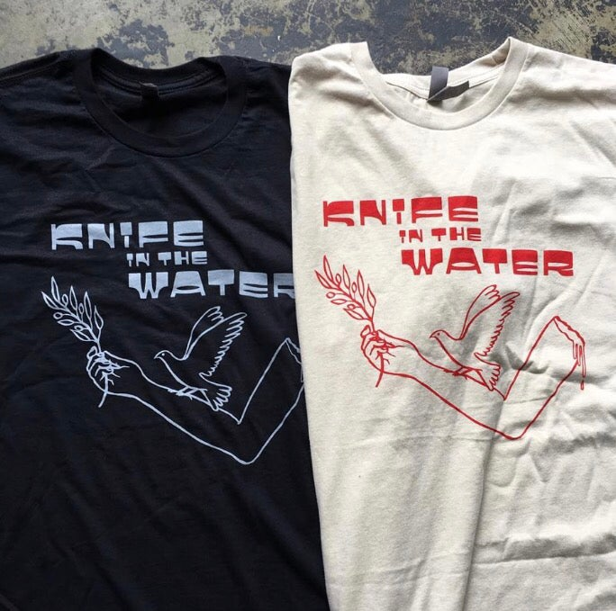 Image of New Knife In the Water Tshirt