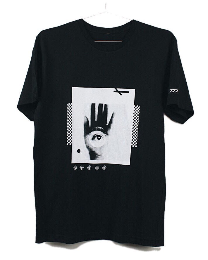 Image of ETERNAL - TEE - BLACK