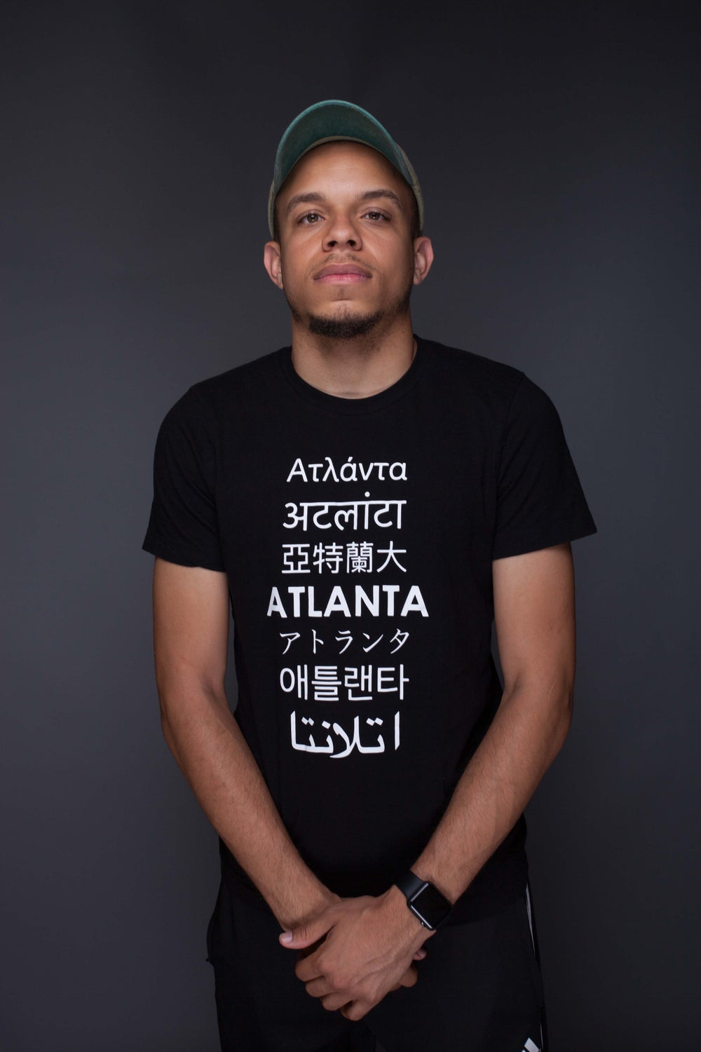 Image of Atlanta Dialect Shirt