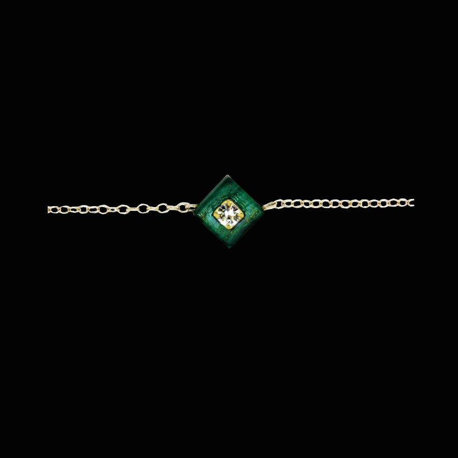 Image of Malachite Choker