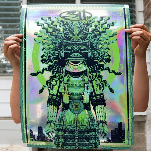 Image of 311 / Detroit, MI / Filmore / 2017 / Full Foil