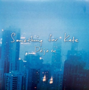 Image of Something for Kate - ' Deja vu' CD single Original