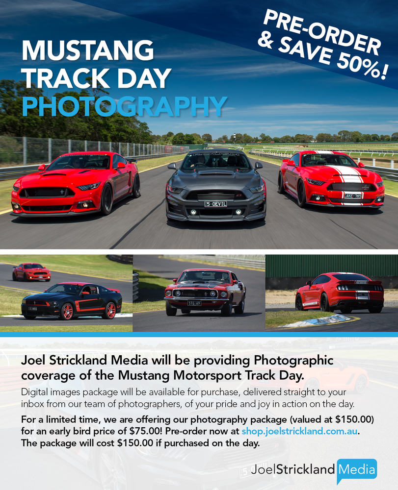 Image of Track Day Photography Package