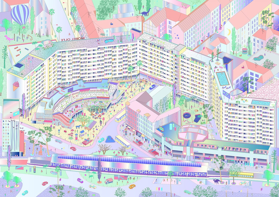 Image of ISO KOTTI BERLIN